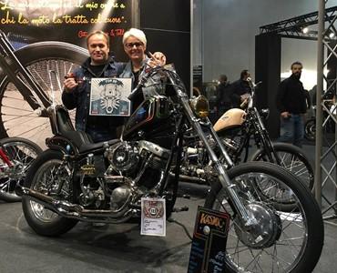 Premiazione al Bike Show di LowRider - gennaio 2016