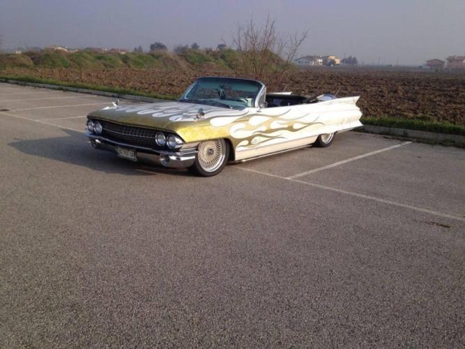 Cadillac Eldorado 1961
