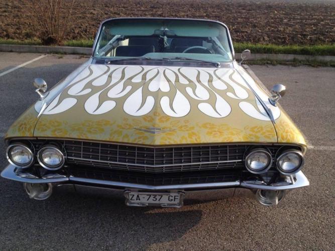 Cadillac Eldorado 1961 -2