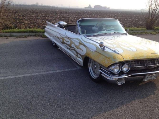Cadillac Eldorado 1961 1