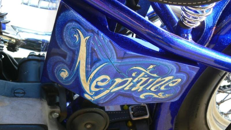 Dettaglio Harley Davidson Neptune