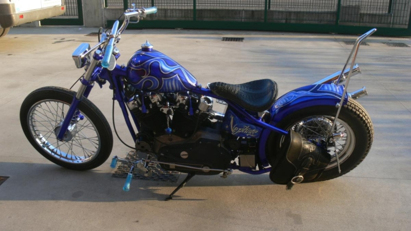 Harley Davidson Neptune