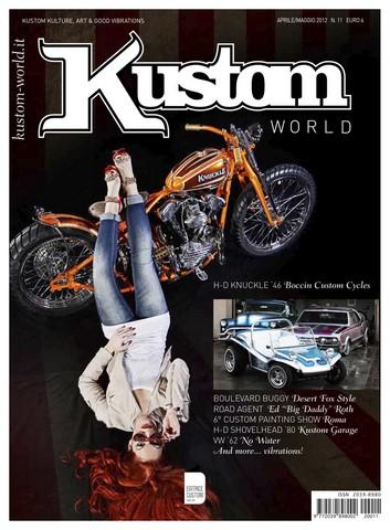 Riviste - Kustom Aprile-Maggio 2012