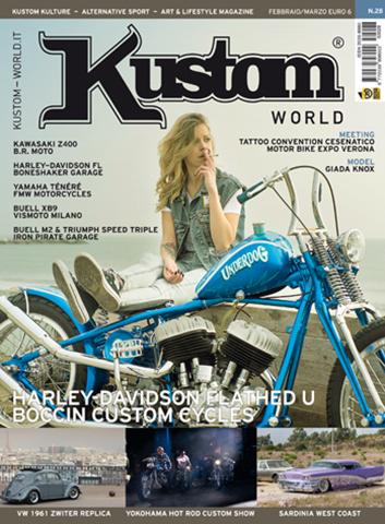 Riviste - Kustom Febbraio-Marzo 2015