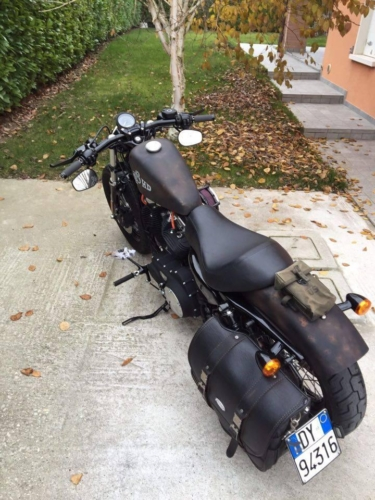 SPORTER FORTY-EIGHT